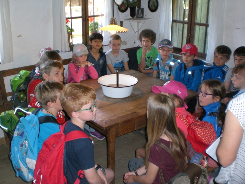 Museumstag Stube 3